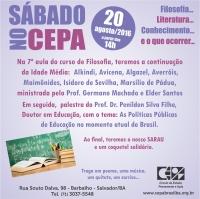 CEPA convida